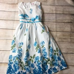 Sunny Fashion Girl Dress ( U2034)